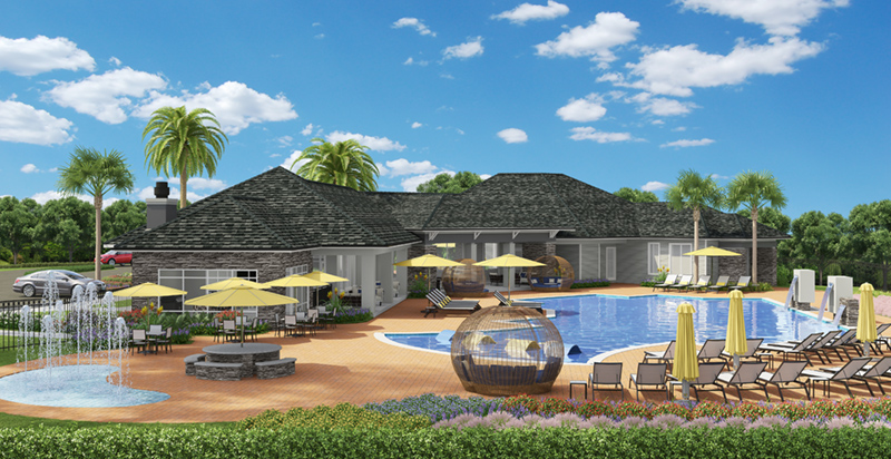 Newly constructed luxuxry pool at Canterbury Circle. Luxurious, Elegant, New
