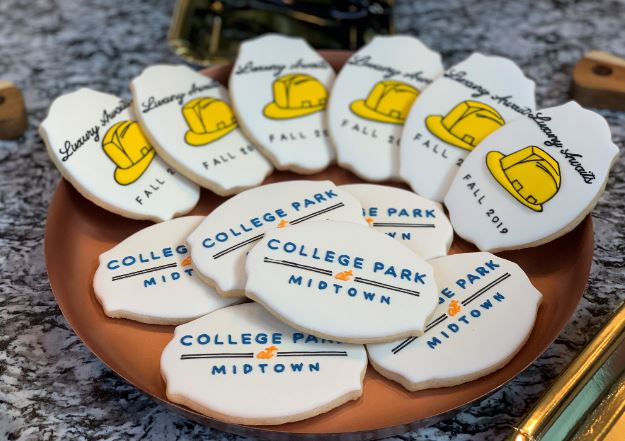 Promotional cookies for College Park at Midtown, Luxury Apartments